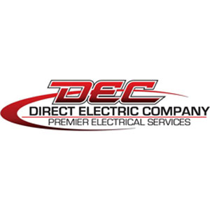 Direct Electric Company logo