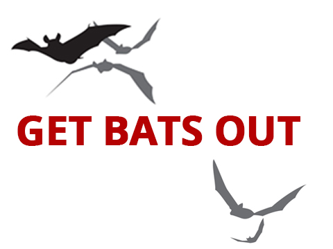 Get Bats Out Vista logo