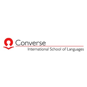 Converse International School of Languages logo