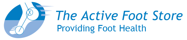 The Active Foot Store logo