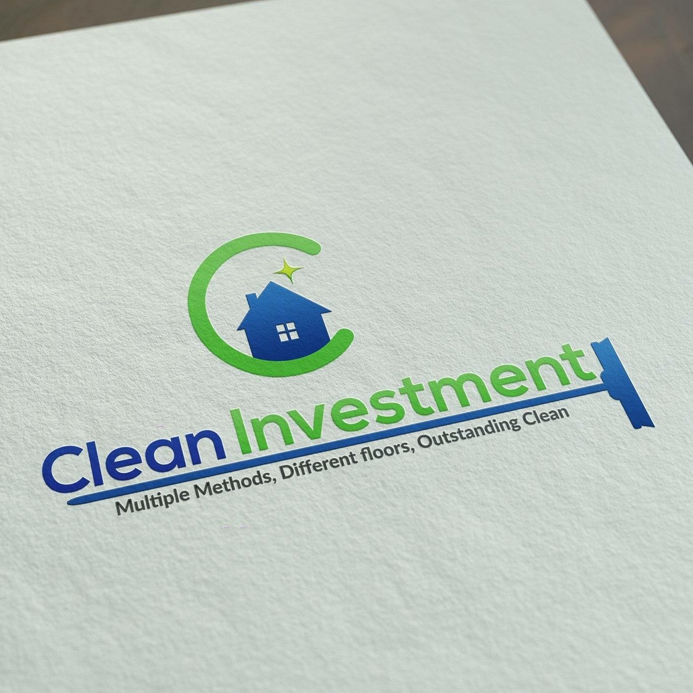 Clean Investment logo