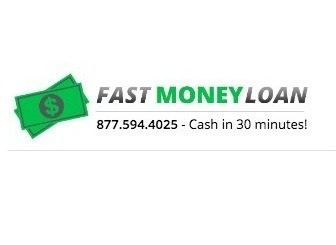 Fast Money Car Title Loans logo