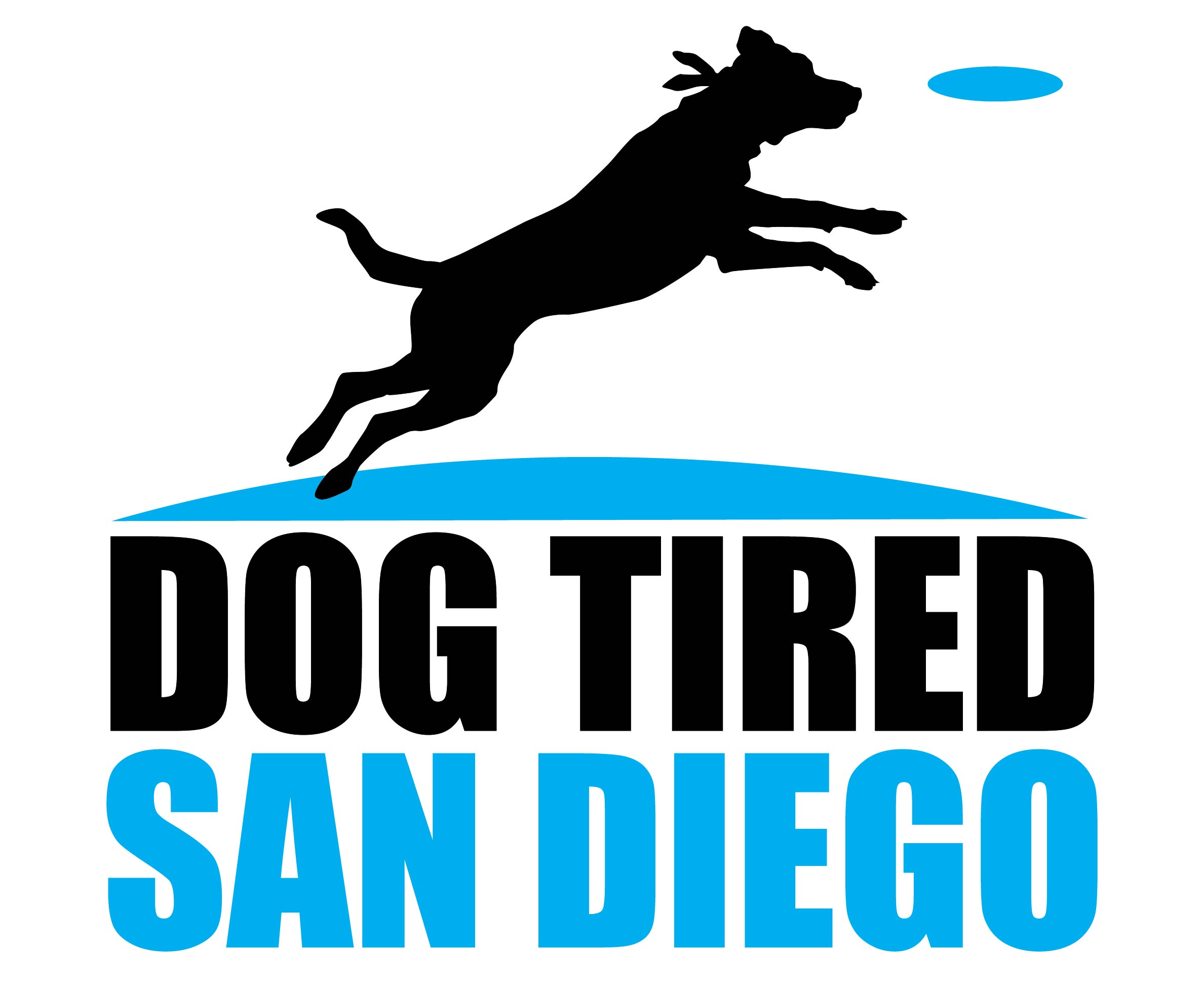 Dog Tired San Diego logo