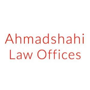 Ahmadshahi Law Offices logo