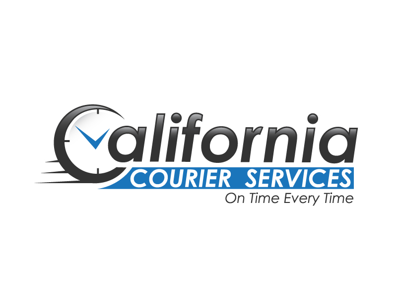 California Courier Services logo