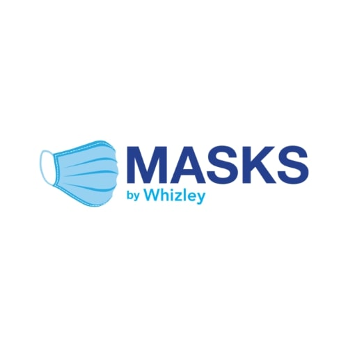 Masks by Whizley logo